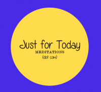 Just For Today Quotes Delectable 2013 November 06 « Just For Today Meditations
